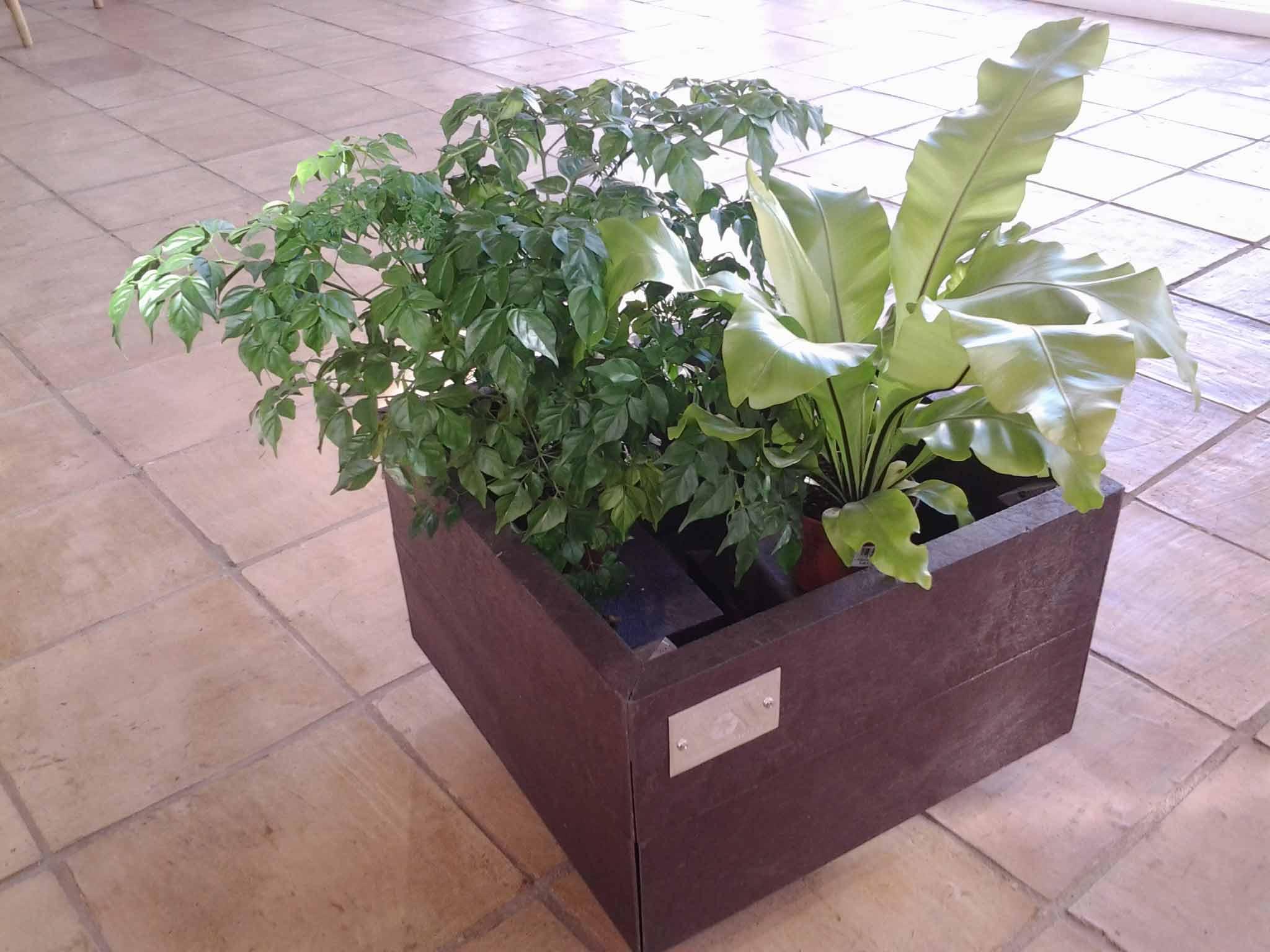 Imagenes de jardineras amazing malageno jardinera - Imagenes de jardineras ...