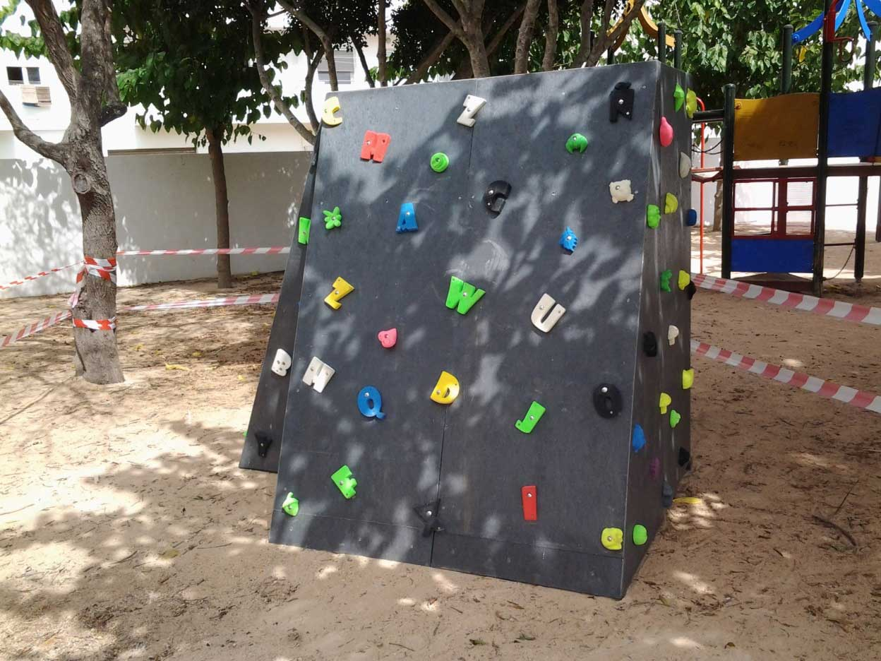Muebles Infantiles de Plástico Reciclado